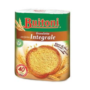 Alimentare Buonconsiglio BUITONI FETTE INTEGRALI x40