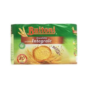 Alimentare Buonconsiglio BUITONI FETTE INTEGRALI x80