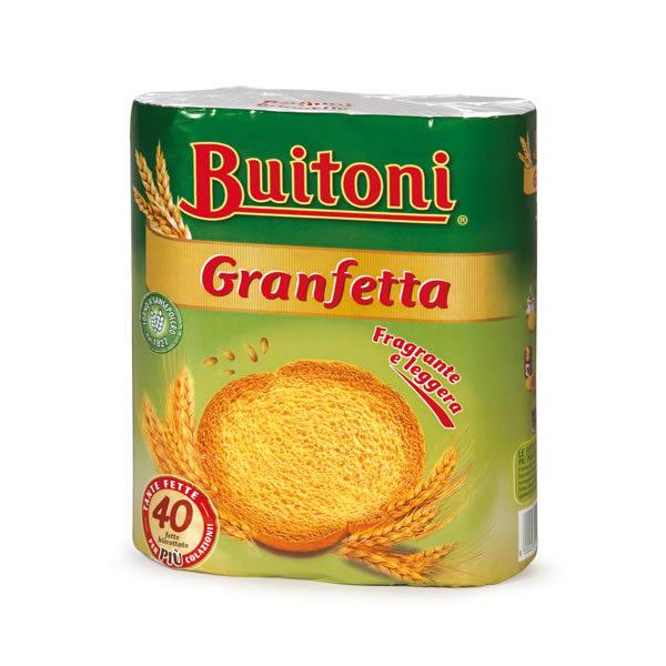 Alimentare Buonconsiglio BUITONI GRANFETTA x40