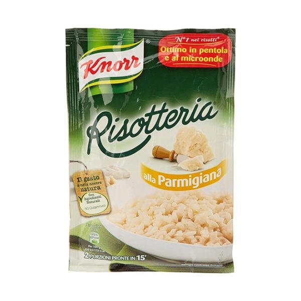 Alimentare Buonconsiglio KNORR RISOTTERIA ALLA PARMIGIANA GR. 175