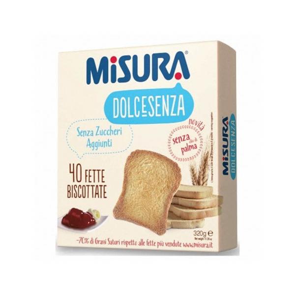 Alimentare Buonconsiglio MISURA FETTE DOLCESENZA GR. 320