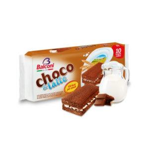 Alimentari Buonconsiglio BALCONI CHOCO E LATTE x 100