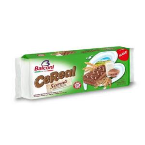Alimentari Buonconsiglio BALCONI CEREAL 5 CEREALI 10 PEZZI