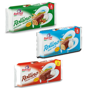 Alimentari Buonconsiglio BALCONI ROLLINO VARI TIPI