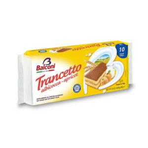 Alimentari Buonconsiglio BALCONI TRANCETTO ALBICOCCA 10 PEZZI