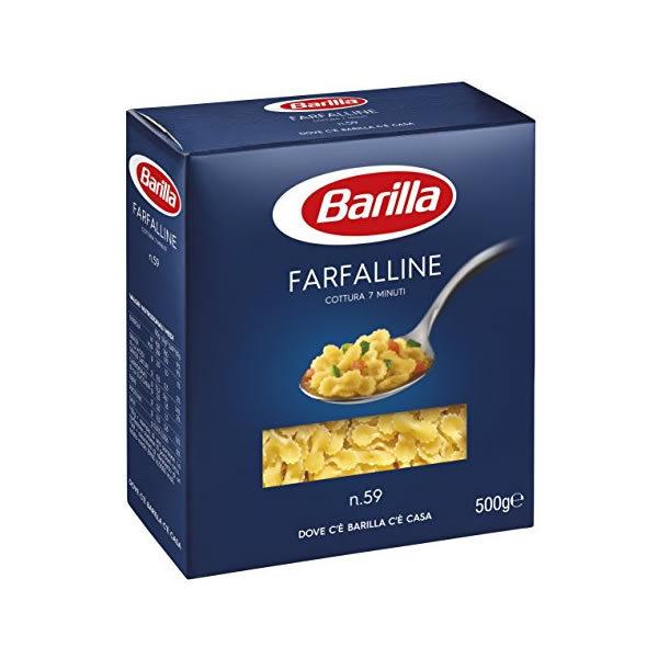 Alimentari Buonconsiglio BARILLA FARFALLINE 500 GR