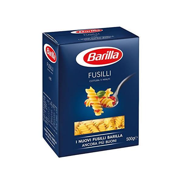 Alimentari Buonconsiglio BARILLA FUSILLI 500 GR