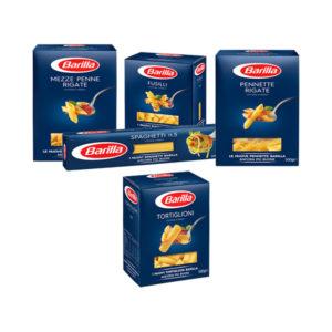 Alimentari Buonconsiglio BARILLA PASTA DI SEMOLA VARI FORMATI GR. 500