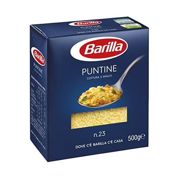 Alimentari Buonconsiglio BARILLA PUNTINE 500 GR