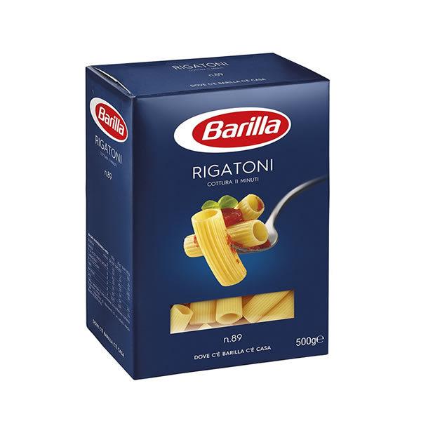 Alimentari Buonconsiglio BARILLA RIGATONI 500 GR
