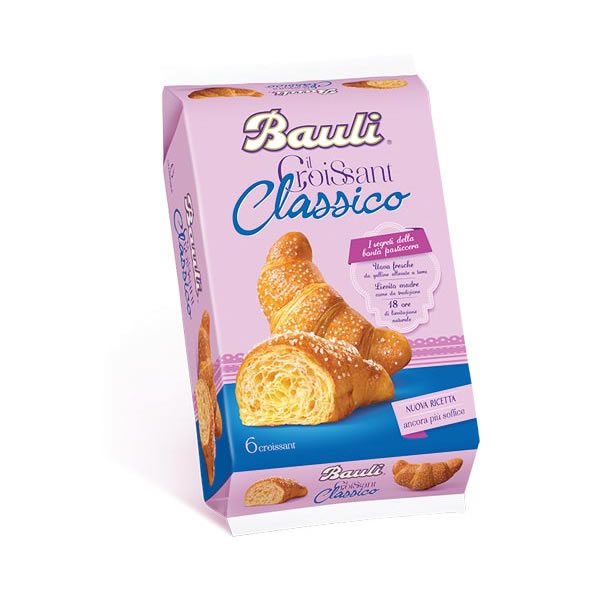Alimentari Buonconsiglio BAULI CORNETTI VUOTI 6 PEZZI