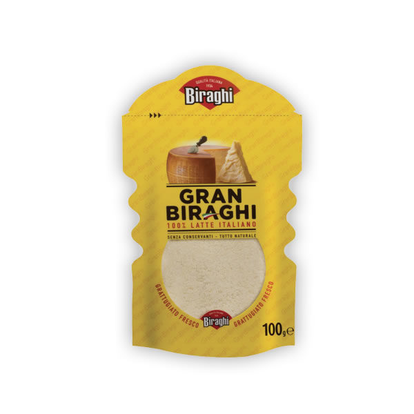 Alimentari Buonconsiglio - BIRAGHI GRANBIRAGHI GRATTUGIATO GR. 100