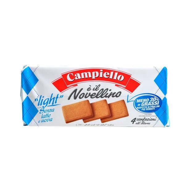 Alimentari Buonconsiglio CAMPIELLO LIGHT SENZA LATTE E UOVA 350 GR