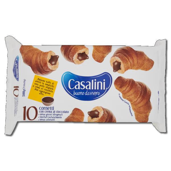 Alimentari Buonconsiglio CASALINI CORNETTI CIOCCOLATO 9 PEZZI