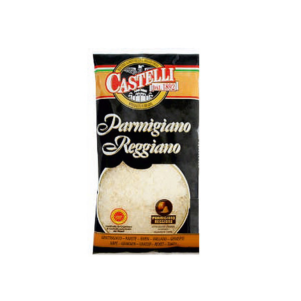 Alimentari Buonconsiglio - CASTELLI PARMIGIANO REGGIANO GRATTUGIATO GR. 100