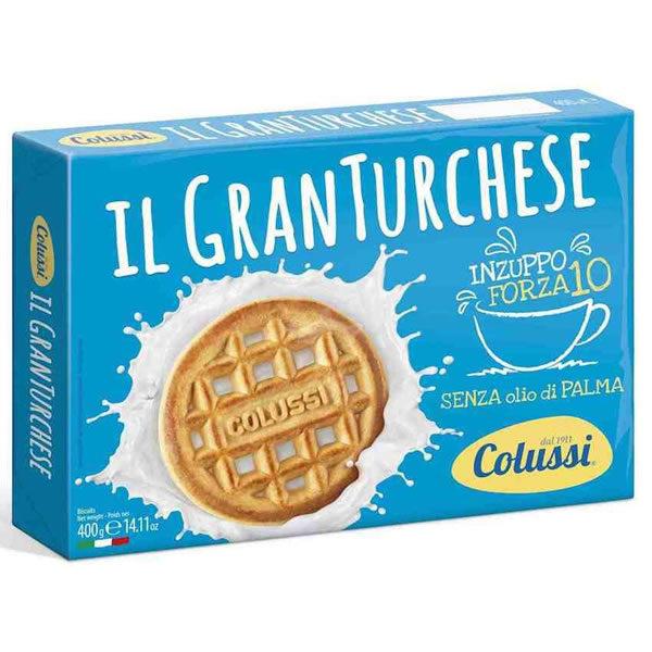 Alimentari Buonconsiglio - COLUSSI IL GRANTURCHESE GR. 400 12 PEZZI