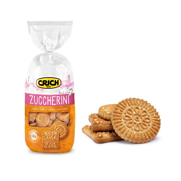 Alimentari Buonconsiglio CRICH ZUCCHERINI 1 KG
