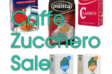 Alimentari Buonconsiglio - Caffe zucchero sale