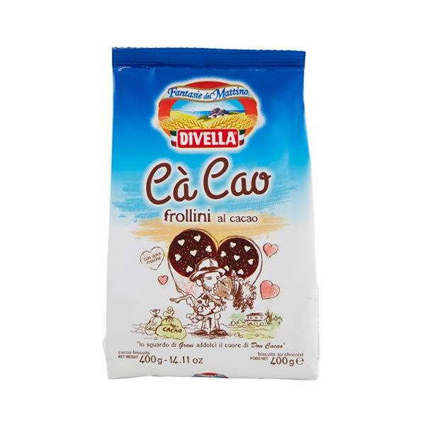 Alimentari Buonconsiglio DIVELLA CACAO 400 GR