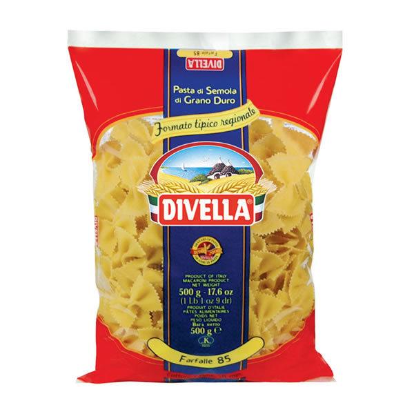 Alimentari Buonconsiglio - DIVELLA FARFALLE N.85 GR. 500