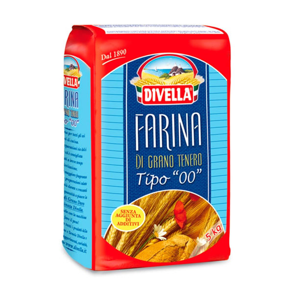 Alimentari Buonconsiglio DIVELLA FARINA KG. 1