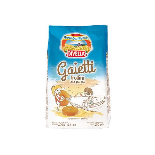Alimentari Buonconsiglio DIVELLA GAIETTI 400 GR