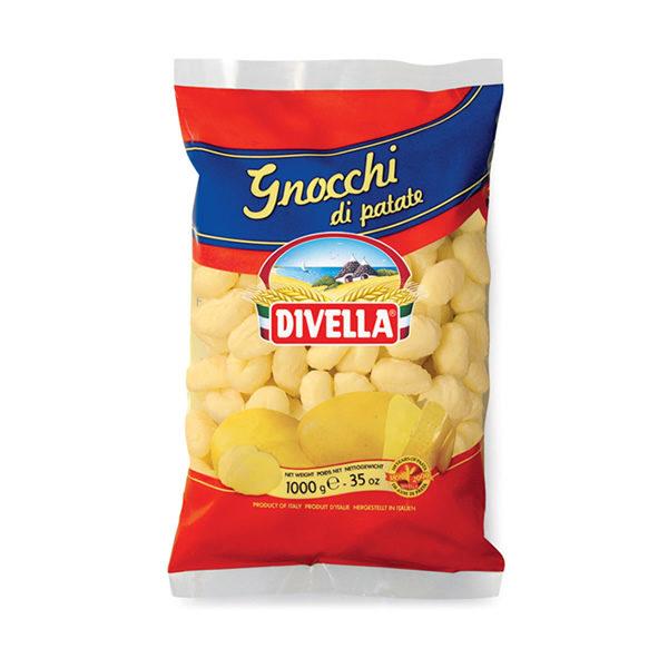Alimentari Buonconsiglio - DIVELLA GNOCCHI DI PATATE GR. 500