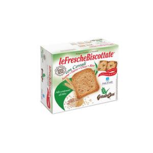 Alimentari Buonconsiglio GRISSIN BON FETTE BISCOTTATE CON CEREALI PORZIONATE X 32