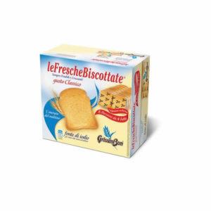 Alimentari Buonconsiglio GRISSIN BON FETTE BISCOTTATE DORATE PORZIONATE X 32