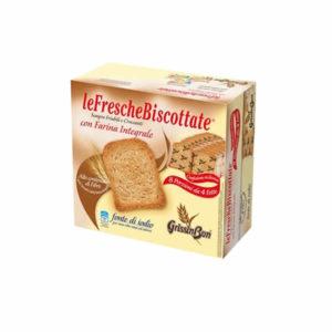 Alimentari Buonconsiglio GRISSIN BON FETTE BISCOTTATE INTEGRALI PORZIONATE X 32
