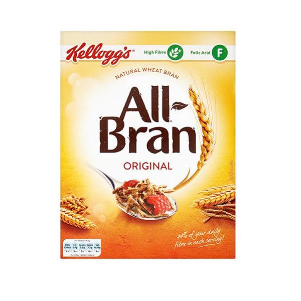 Alimentari Buonconsiglio KELLOGG'S ALL BRAIN 375 GR