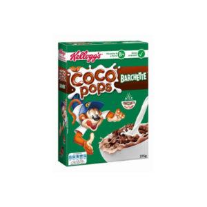 Alimentari Buonconsiglio KELLOGG'S COCO POPS BARCHETTE 350 GR