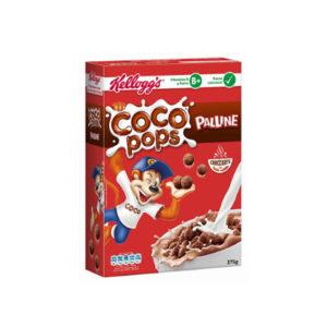 Alimentari Buonconsiglio KELLOGG'S COCO POPS PALLINE 350 GR