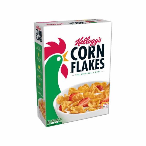 Alimentari Buonconsiglio KELLOGG'S CORN FLAKES 375 GR