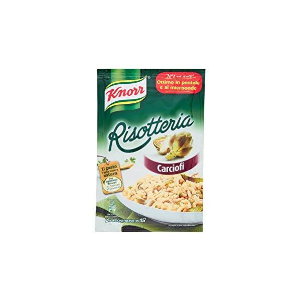Alimentari Buonconsiglio KNORR RISOTTO AI CARCIOFI GR.175