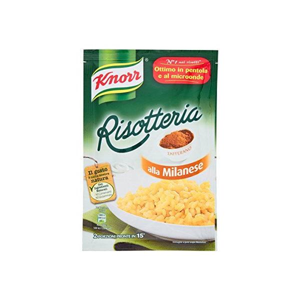 Alimentari Buonconsiglio KNORR RISOTTO MILANESE GR.175