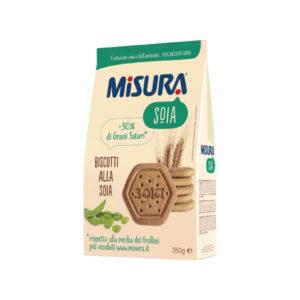 Alimentari Buonconsiglio MISURA BISCOTTI ALLA SOIA