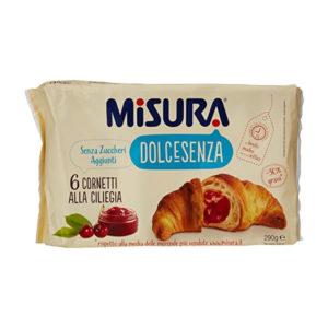 Alimentari Buonconsiglio MISURA PRIVOLAT 6 CORNETTI CILIEGIA