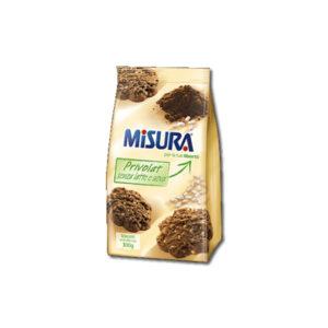 Alimentari Buonconsiglio MISURA PRIVOLAT AL CACAO CON GOCCE DI CIOCCOLATO 290 GR