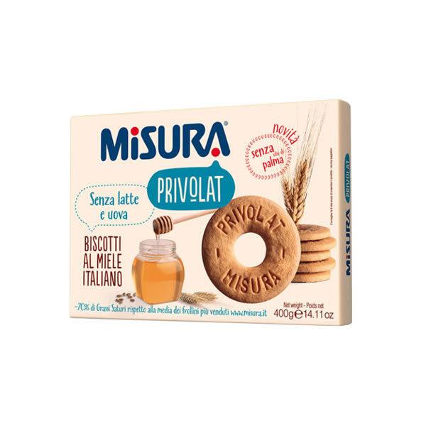 Alimentari Buonconsiglio MISURA PRIVOLAT CON MIELE 400 GR