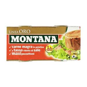 Alimentari Buonconsiglio MONTANA CARNE IN SCATOLA 2 X 140 GR