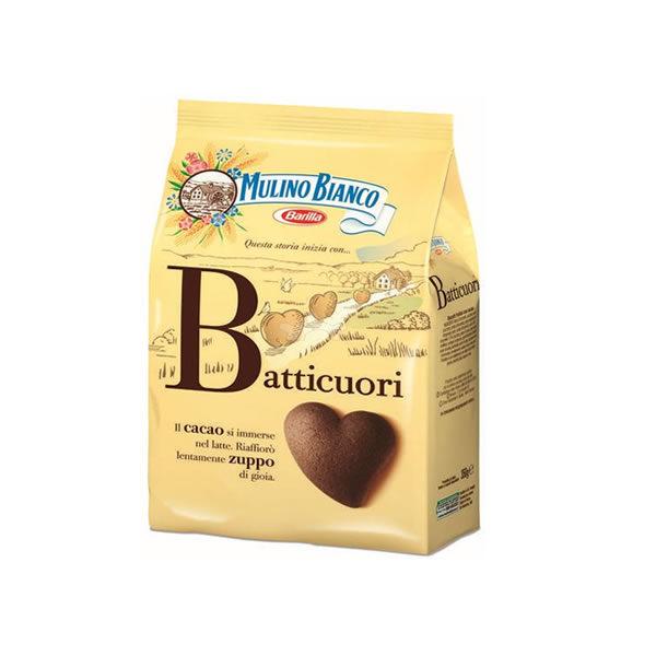 Alimentari Buonconsiglio MULINO BIANCO BATTICUORI 350 GR