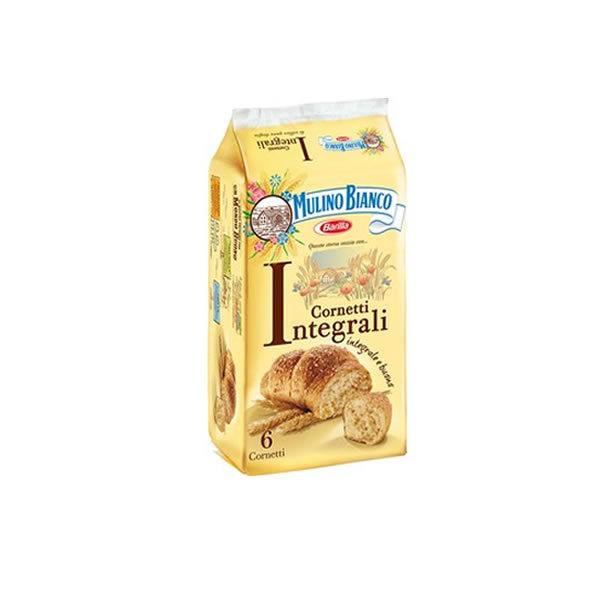 Alimentari Buonconsiglio MULINO BIANCO CORNETTI INTEGRALI 6 PEZZI
