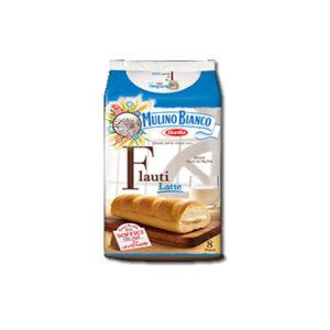 Alimentari Buonconsiglio MULINO BIANCO FLAUTI AL LATTE 8 PEZZI