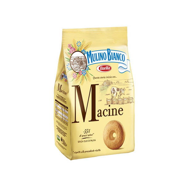 Alimentari Buonconsiglio MULINO BIANCO MACINE 400 GR