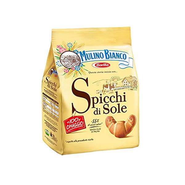 Alimentari Buonconsiglio MULINO BIANCO SPICCHI DI SOLE 400 GR
