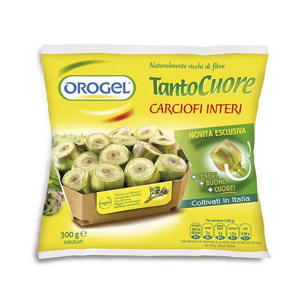 Alimentari Buonconsiglio - OROGEL CARCIOFI A SPICCHI GR. 300