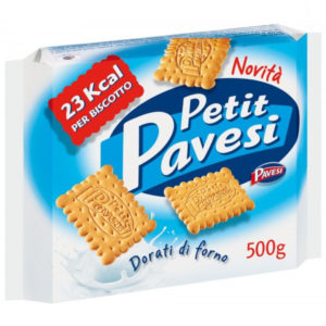 Alimentari Buonconsiglio PAVESI PETIT GR. 500