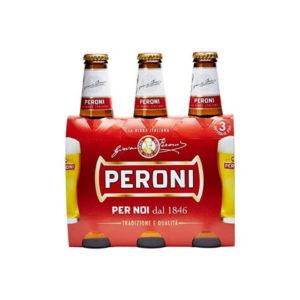 Alimentari Buonconsiglio PERONI BIRRA CL. 33X3
