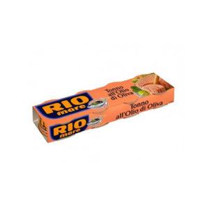 Alimentari Buonconsiglio RIO MARE TONNO 4 X 80 GR